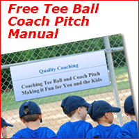 Free Tee Ball / Coach Pitch