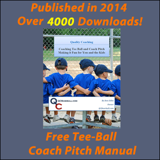 Tee Ball Coach Pitch Manual