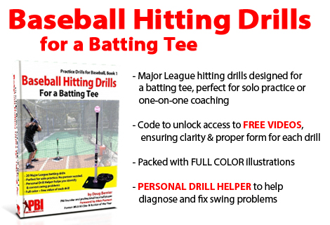 Tee ball drills book