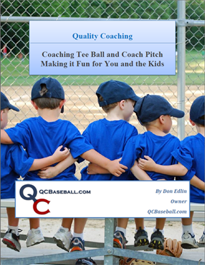 coaching tee ball and coach pitch manual cover
